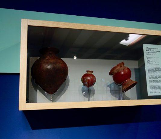 Piezas precolombinas repatriadas a colombia