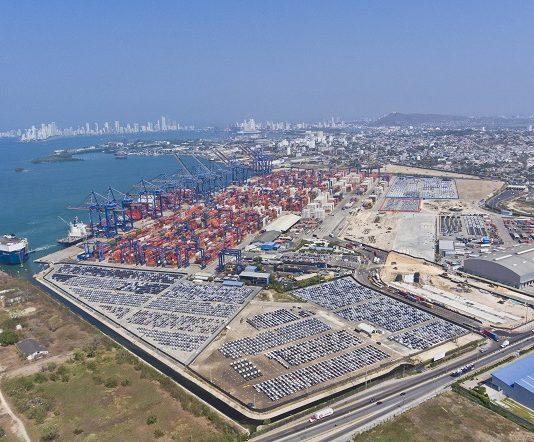 Puerto de Cartagena mejor puerto del caribe