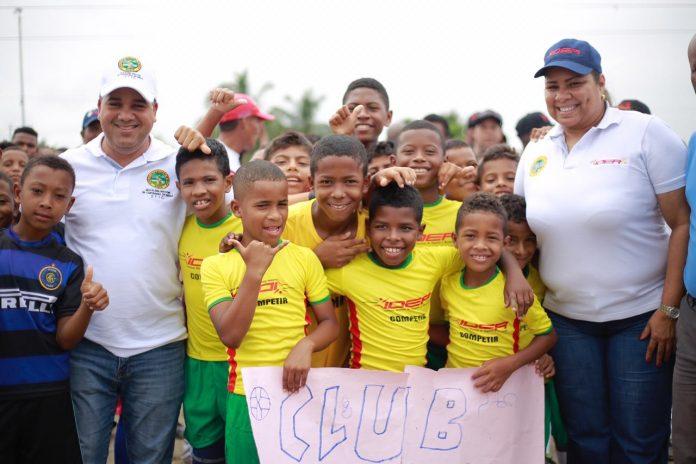 olimpiadas localidad 2 de Cartagena