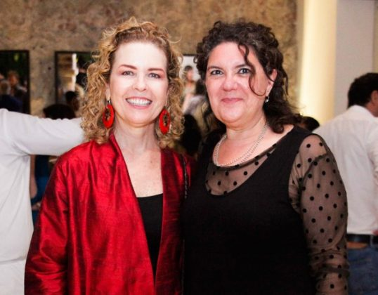 Ruby Rumie y Bárbara Krulik