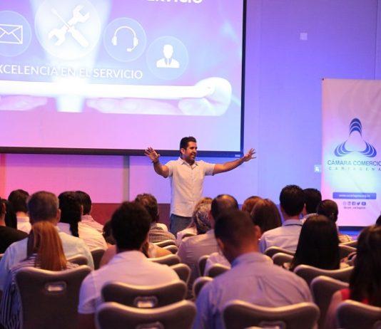 Foro Empresarial Excelencia en el Servicio en Cartagena