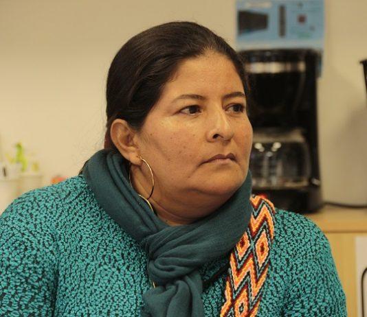 Aurora Martínez - Embajadora del Meta