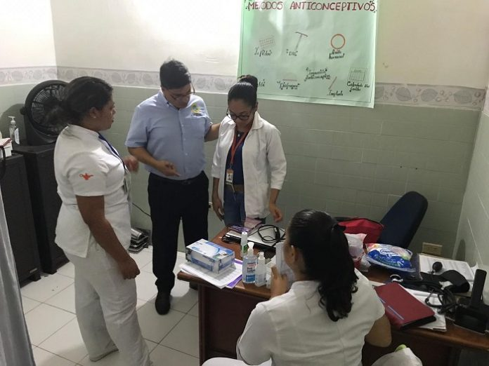 jornada de salud carcel de san diego