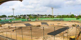 Escenarios de la Villa Olímpica